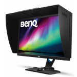 BENQ SW2700PT Graphic Art & Photography Monitor Adobe RGB 27''- Black