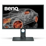BENQ PD3200Q Pro Video/CAD Editing Monitor 32'' - Black - Zero Pixel