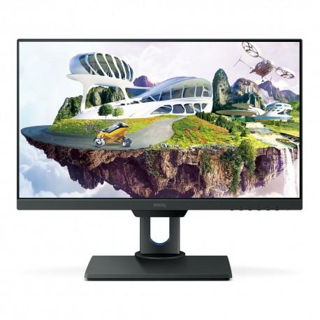 """BENQ PD2500Q LED PC Monitor 25"""" - Grey"""