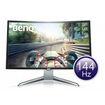 "BENQ EX3200R Gaming Monitor 31.5"" FHD - 144 Hz - Curved - Metallic Grey - Zero Pixel"