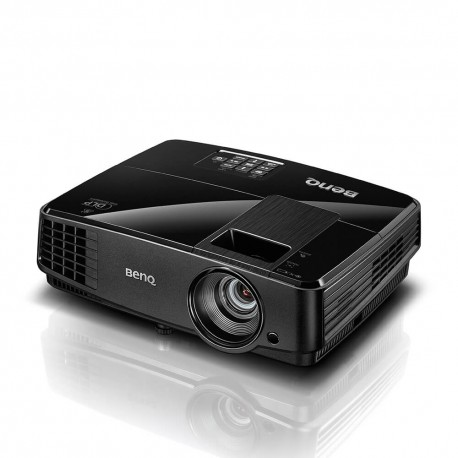BENQ MS506 Projector - SVGA - 3200 Lumens - Black
