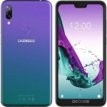 Doogee Y7, 5.84'' Full HD+ 4G, OctaCore, Dual Camera, Blue