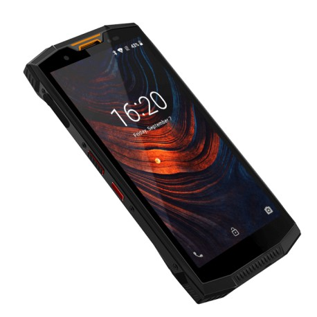 Doogee S80 5.9'' FHD+  OctaCore, Dual Rear Camera, Walkie Talkie, Black