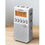 Sangean DT-800 (Pocket 800) - Φορητό Ραδιόφωνο - White
