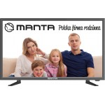 Manta TV 24LHN99L - 24'' HD DVB-CT2 AC/DC