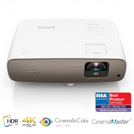 BENQ W2700 Projector True 4K UHD - White