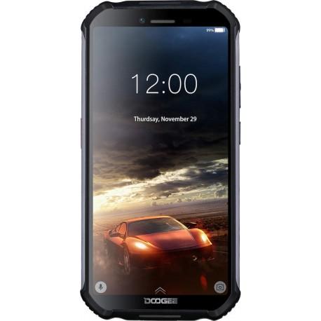 Doogee S40 5.5'', 2GB/16GB, Dual Rear Camera, IP69 - Black