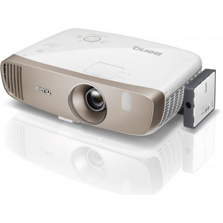 BENQ W2000 Projector - FULL HD - 2000 Lumens - 1x3 zoom - White