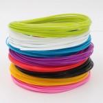 3D Pen Filament ABS διαμέτρου 1.75mm, 8 χρώματα