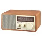Sangean WR-11 WALNUT -  Ραδιόφωνο FM/AM, 10Watt κορυφαίας ποιότητας, με ξύλινη καμπίνα