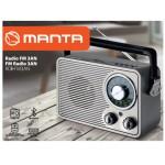 Manta Radio FM 2A