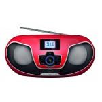 Manta BBX003 MANTIS BOOMBOX BT, CD, MP3, USB