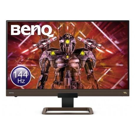 BenQ EX2780Q 144Hz Gaming Monitor, HDRi - Black, Zero Pixel