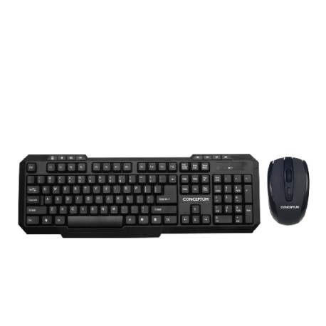 CONCEPTUME CBM501GR Wireless keyboard & mouse combo