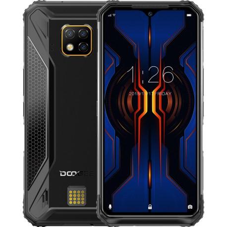 DOOGEE S90 PRO 6.18'', Rugged, 6GB/128GB, Dual Rear Camera, IP69k - Black