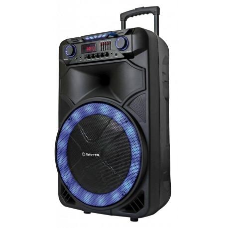 Manta SPK5023 ORION Karaoke Party Speaker 80W με Μικρόφωνο