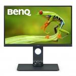 "BENQ SW270C LED Photo Editing Monitor, 2K Adobe RGB 27""- Zero Pixel"