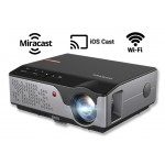 CONCEPTUM LED PROJECTOR RD-826 with Wi-Fi - 4000 LED LUMENS - MIRACAST - IOSCAST