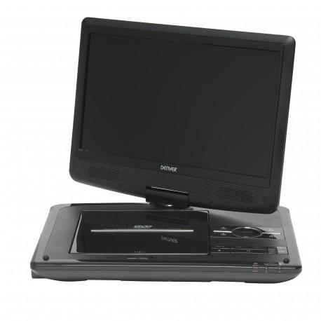 DENVER MT-1080T2H DVD+TV φορητό