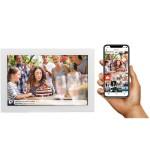 "Denver PFF-1017 - Ψηφιακή κορνίζα 10.1"" Smart Social Media WiFi FRAMEO photo frame"