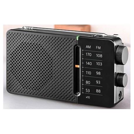 SANGEAN SR-36 FM/AM Black (Pocket 110)
