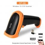 NETUM NT-S6  CCD WIRELESS USB SCANNER